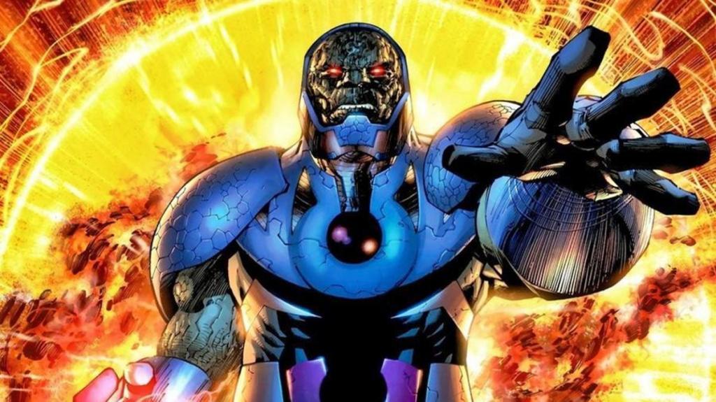Ilustración de Darkseid