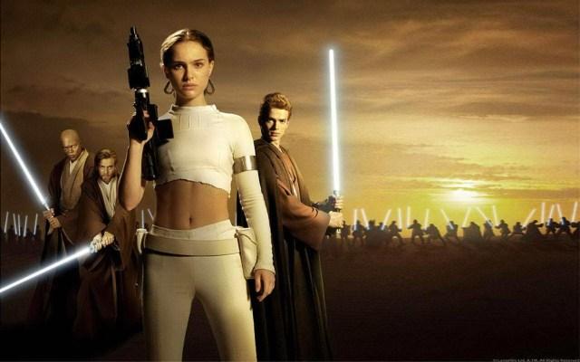 imagen de star wars episodio II: el ataque de los clones