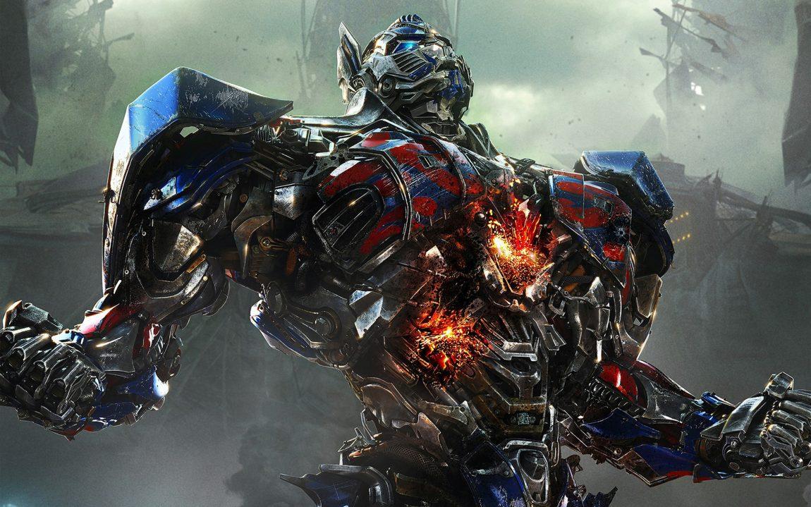 imagen de optimus prime en transformers