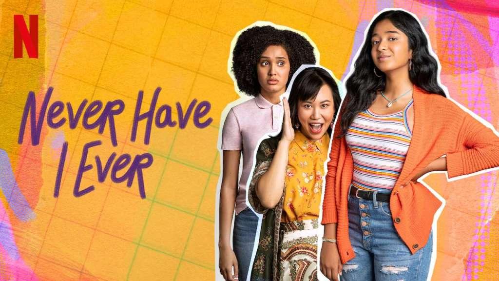 Póster Yo nunca, Never Have I Ever, serie de Netflix