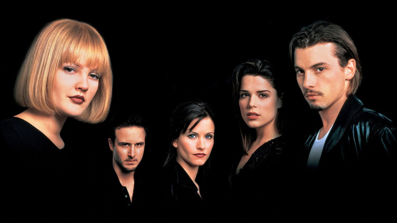 Elenco original de Scream