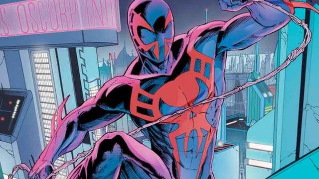 spider-man 2099 cómic