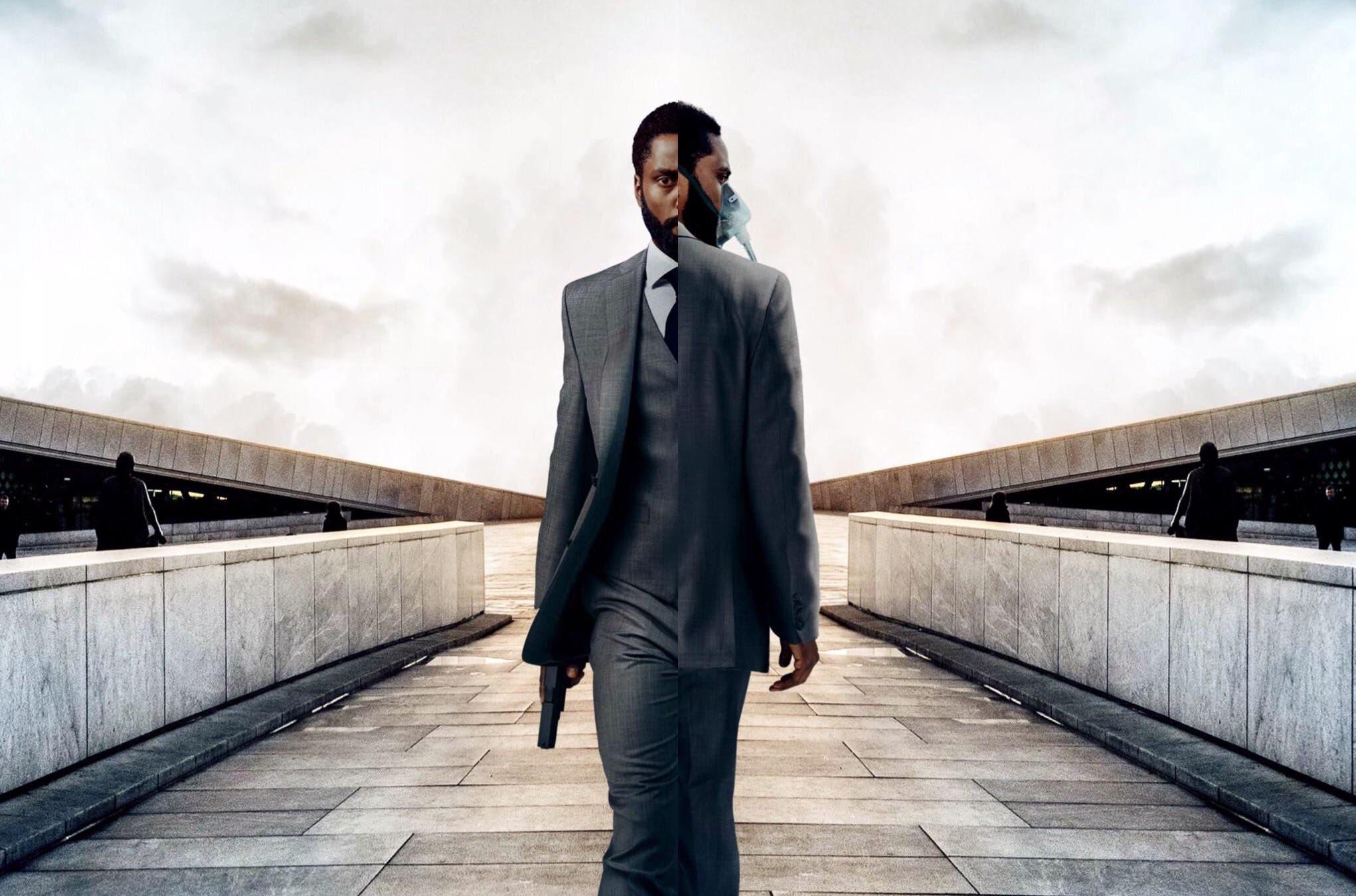 imagen de Tenet, película de Christopher Nolan
