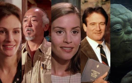top 5 mejores maestros del cine