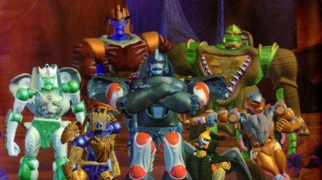 imagen de transformers beast wars
