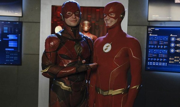 Flash-Arrowverse