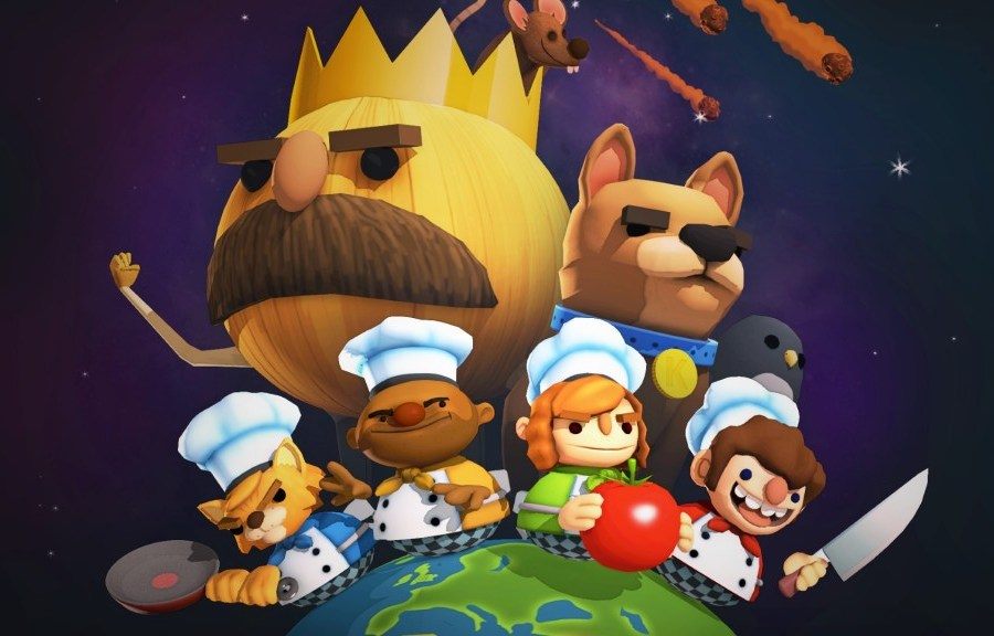 ¡Consigue 'Overcooked' de regalo para PC!