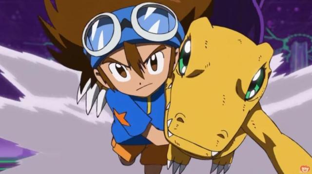 Disney estaría preparando película live action de Digimon