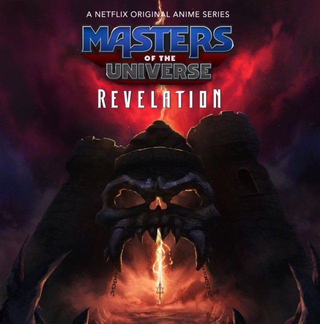 ´Póster de Masters of the Unverse: Revelation