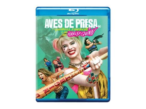 Blu-ry¿ay de Aves de presa (y la fantabulosa emancipación de una Harley Quinn)