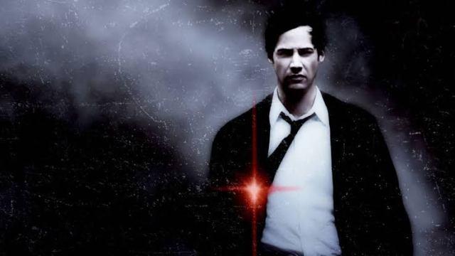 Fotografía de Keanu Reeves como Constantine
