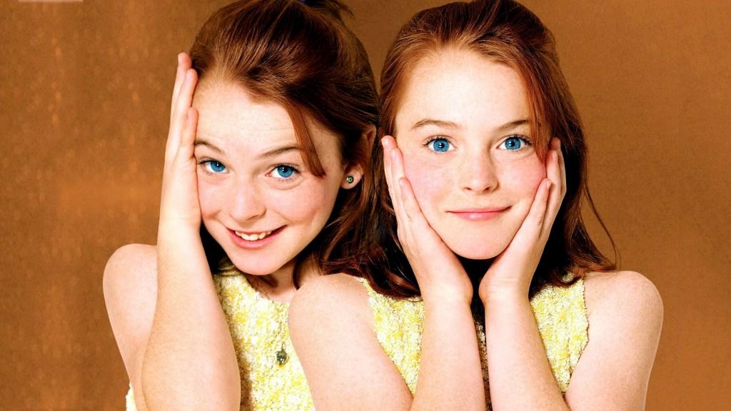 Fotografía de Lindsay Lohan en Juego de gemelas