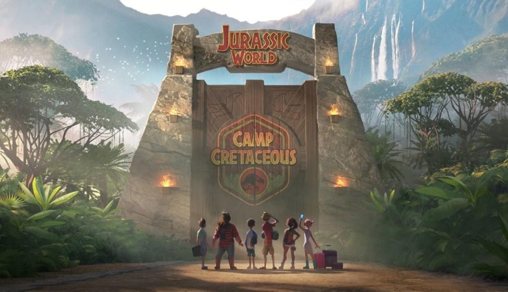 Imagen de Jurassic World: Campamento Cretásico, serie animada de Netflix