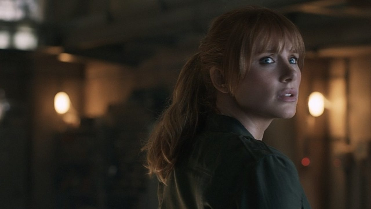 Fotografía de Bryce Dallas Howard en Jurassic World: Reino caído