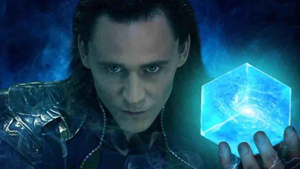 Fotografía de Tom Hiddleston como Loki
