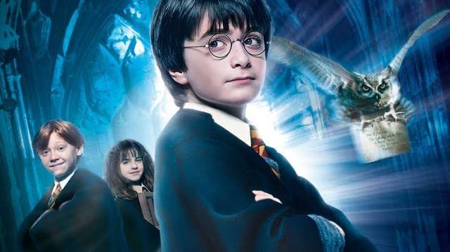 Fotografía de Harry Potter y la piedra filosofal