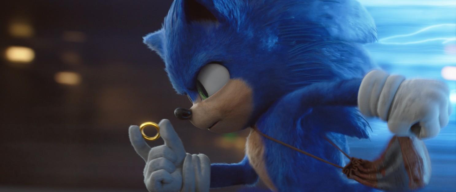 Fotografía de Sonic, la película