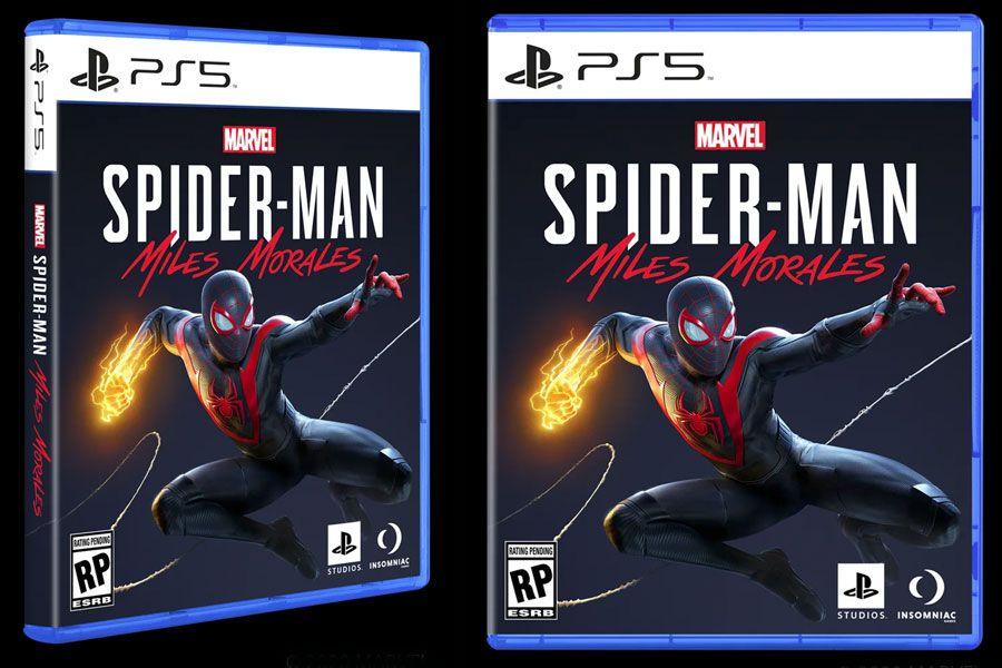 Portadas de juegos de PlayStation 5 Spider-Man: Miles Morales