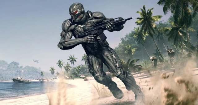 Imagen del videojuego Crysis