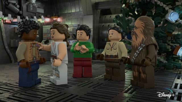 Disney-estrenará-The-LEGO-Star-Wars-Holiday-Special