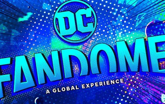 DC FanDome se divide en dos fechas