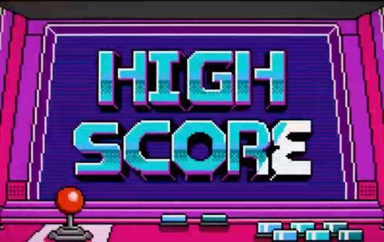 High Score, serie documenatl sobre videojuegos de Netflix
