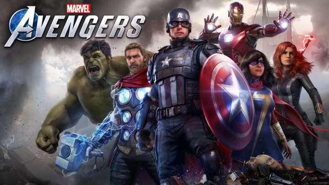 Imagen del videojuego Marvel's Avengers