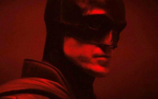Imagen de Robert Pattinson en The Batman
