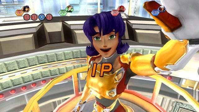 Imagen del juego Fuzion Frenzy