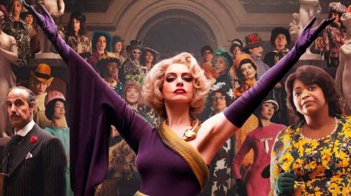 Tráiler oficial de 'Las Brujas' con Anne Hathaway