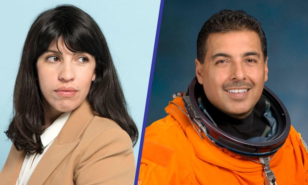 Alejandra Márquez Abella dirigirá biopic de  Jose M. Hernández, astronauta mexicano