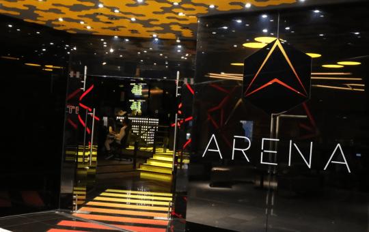 Arena, The Place To Play en Antara Polanco