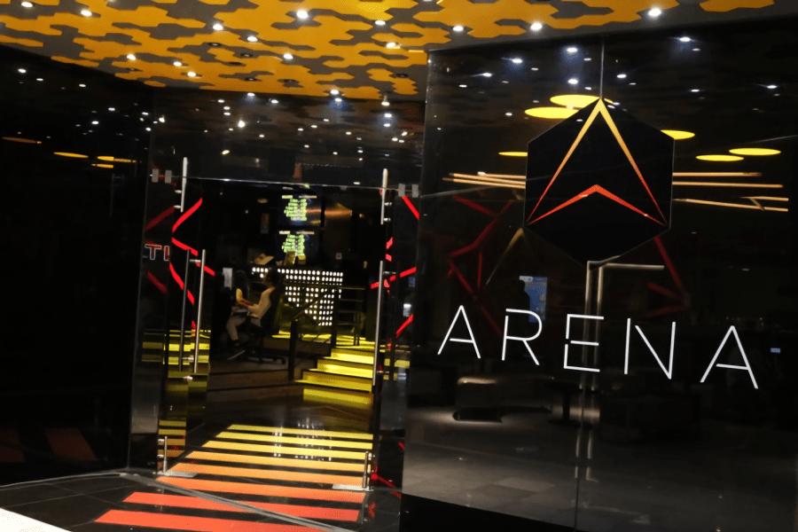 ¡Así se vive la experiencia de Arena, The Place To Play!