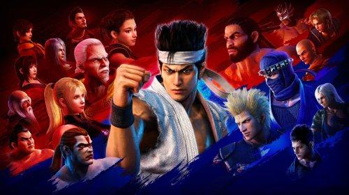 Reseña   'Virtua Fighter 5: Ultimate Showdown'