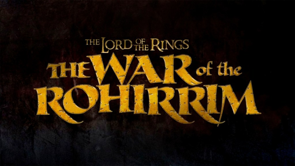 The lord of the rings The war of the Rohirrim promo