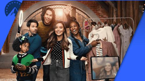 ¡Ya puedes ver la nueva temporada de iCarly en Paramount+!