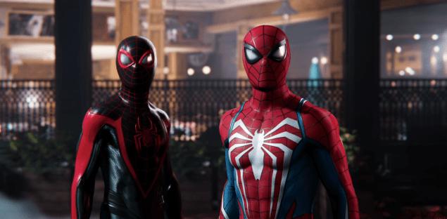 Marvels spiderman 2 venom miles morales 7