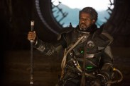 Rogue One: A Star Wars Story..Saw Gerrera (Forest Whitaker)..Ph: Giles Keyte..© 2016 Lucasfilm Ltd. All Rights Reserved.