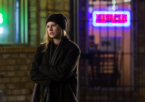 Danika Yarosh plays Samantha in Jack Reacher: Never Go Back from Paramount Pictures and Skydance Productions
