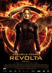 Poster Hunger Games Revolta
