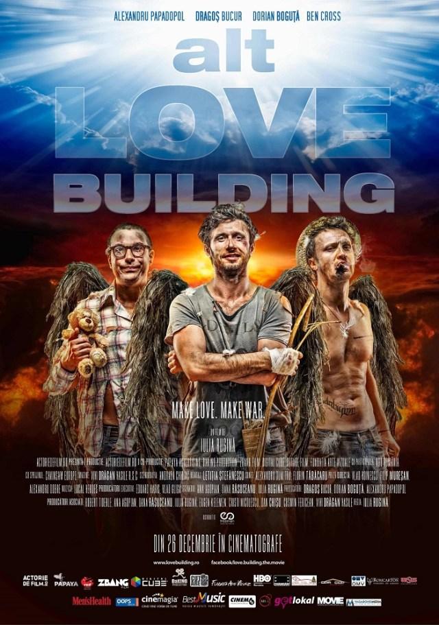 Alt Love Building poster