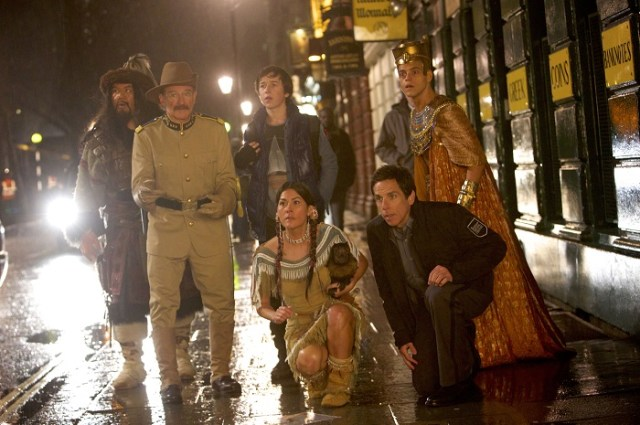 Night at the Museum: Secret of the Tomb – O noapte la Muzeu: Secretul Faraonului