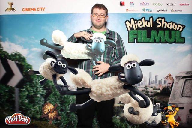 Avanpremiera Shaun the Sheep