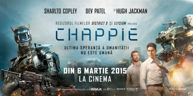 Chappie - blueback - 6x3