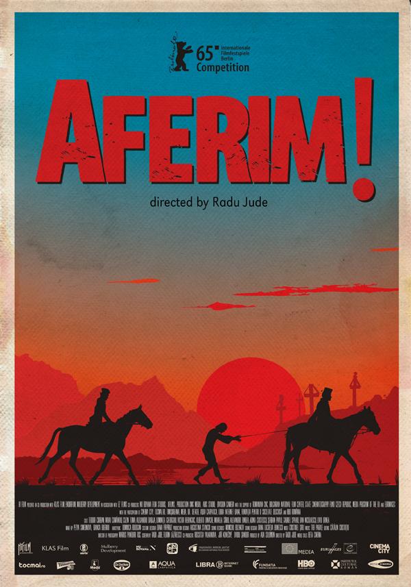 Poster Aferim
