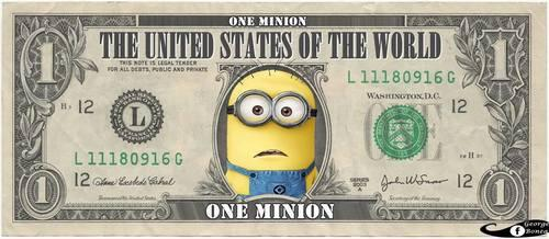 One Minion Dollar