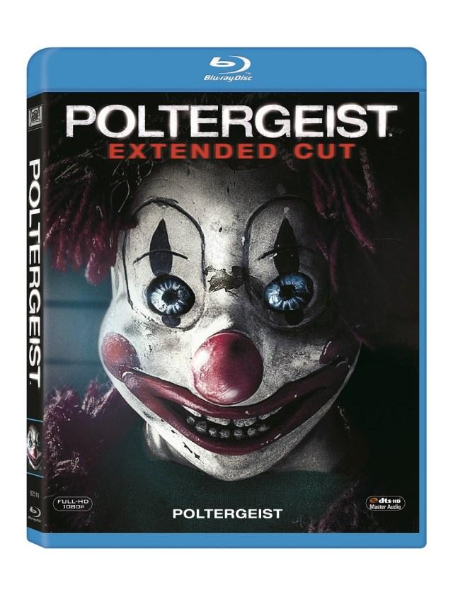 Poltergeist pe DVD si Bluray