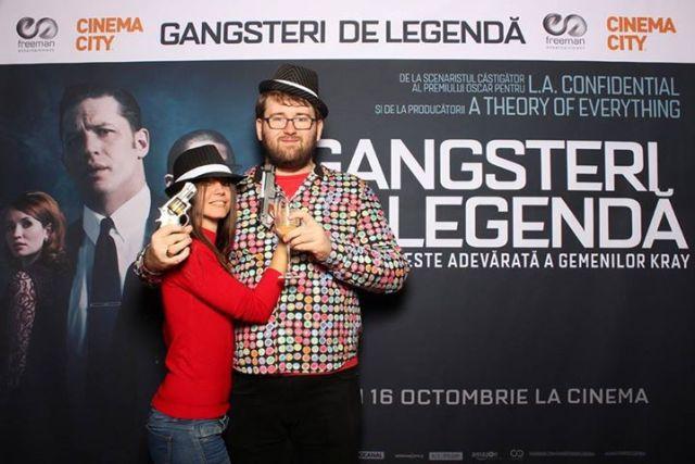 Avanpremiera Gangsteri de legenda