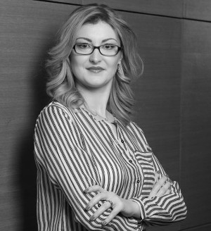 Georgiana Raluca Trandafir, avocat, expert in comunitatea Chic-Elite