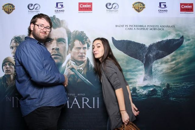 In the heart of the sea – In Inima marii